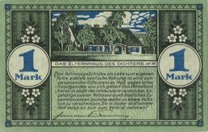 Sudermann-Notgeld